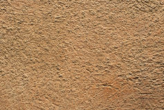 Clay wall background Royalty Free Stock Image