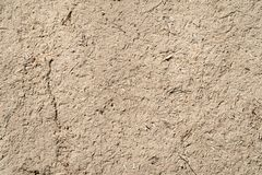 Clay wall background royalty free stock photo