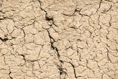 Clay wall Birkat al mud Royalty Free Stock Image