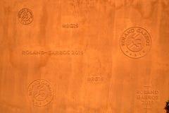 PARIS, FRANCE - JUNE 8, 2019: Roland Garros stock photography