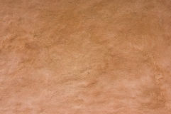 Clay wall texture Stock Images