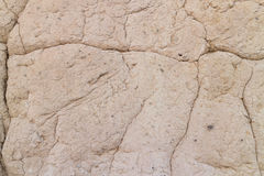 Clay wall texture Royalty Free Stock Photography