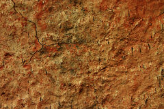 Clay wall tile 2 stock images
