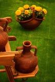 clay zioło Fotografia Royalty Free