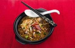 Free Claypot Chicken Rice. Asia Food Royalty Free Stock Photo - 105438975