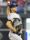 Clayton Kershaw Stock Photography