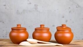 Clayware Stock Image