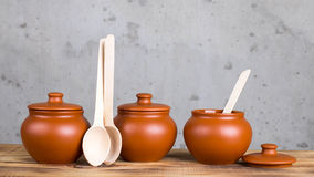 Clayware Royalty Free Stock Images
