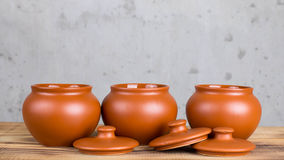 Clayware Stock Images