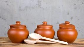 Clayware Royalty Free Stock Photo