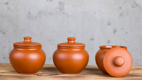 Clayware Royalty Free Stock Photography