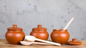 Clayware Stock Photo