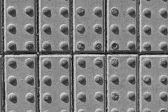 Cle di pavimentazione concreto in su Fotografie Stock