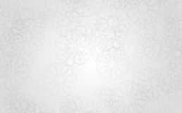 Clean Abstract Artistic Background White. Clean background for every presentation, high resolution, perfect detail work Stock Images