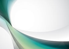 Clean abstract background Royalty Free Stock Images
