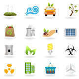 Clean and alternative energy royalty free illustration