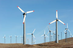 Clean alternative energy Royalty Free Stock Photography
