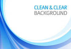 Clean background for presentation Royalty Free Stock Photography