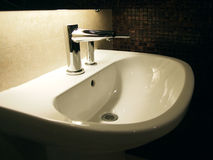 Clean Basin Stock Image