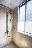 Clean bathroom Stock Photo