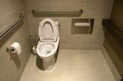 Clean bathroom Royalty Free Stock Image