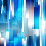 Clean blue speed linear background vector illustration