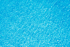 Clean blue water Royalty Free Stock Images