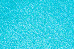 Clean blue water Stock Photography