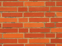 Clean brick wall Royalty Free Stock Image