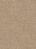 Clean brown burlap texture. Woven fabric Royalty Free Stock Images