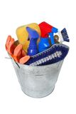 Clean bucket Royalty Free Stock Photography