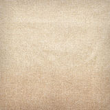 Clean burlap texture Royalty Free Stock Photos