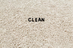 Clean carpet Stock Photos
