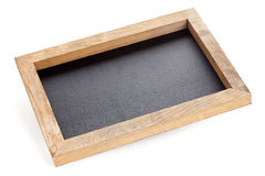 Clean chalkboard Royalty Free Stock Image