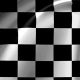 Clean checkered background Royalty Free Stock Image