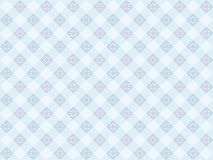 Clean and clear patterns. Illustration of light blue pattern design Royalty Free Stock Photo