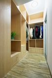 Clean closets Royalty Free Stock Photos