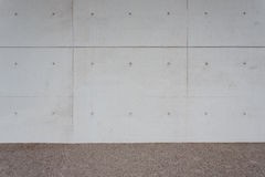 Clean Concrete Royalty Free Stock Image