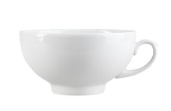 Clean cup of classic-design Stock Photos