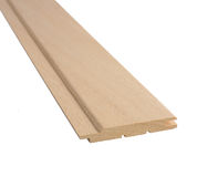 Clean cut skirting board Royalty Free Stock Photography