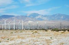 Clean Desert Energy Royalty Free Stock Photo