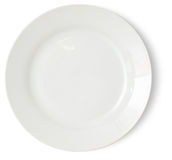 Clean dish Royalty Free Stock Image