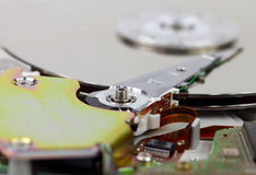 Clean disk stock photo