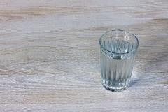 Clean drinking water Royalty Free Stock Image