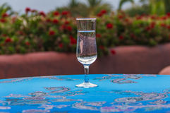 Clean drinking Water stock photography
