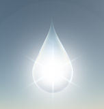 Clean Droplet Stock Images