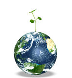 Clean Earth Royalty Free Stock Image