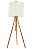 Clean easel Stock Image