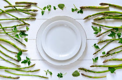 Clean eating background Stock Images