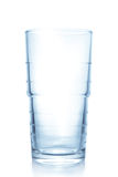 Clean empty glass Royalty Free Stock Photography